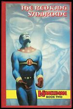 Miracleman Book 2 Red King Syndrome Hardcover HC HB Eclipse Alan Moore Rare NEW