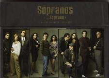 THE SOPRANOS - les soprano - COMPLETE SERIE : 28 DVD BOX SET COFFRET NIEUW NEUF