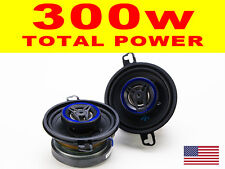 "Car Audio Speaker 3.5""inch 8.5cm Door Self Audio Speakers buit in tweeter ONSALE"