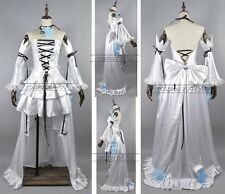 Pandora Hearts White Rabbit Will of the Abyss Cosplay Costume Any Size