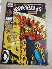 Spider-Man #3 VF 1990 Marvel Comic McFarlane
