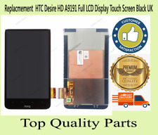Replacmement  HTC Desire HD A9191 Full LCD Display Touch Screen Black UK