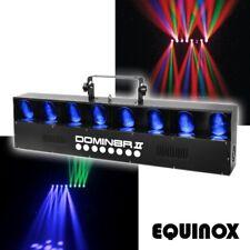 Equinox Domin8R MKII 120 LED Light DJ Disco Lighting Effect 8 Beam DMX Scanner