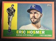 2017 Topps Archives Eric Hosmer Insert Peach Parallel /199 Royals
