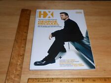 HX Magazine George Michael Excl,Tober Brandt AD,Donna Summer,Katy Perry 2008 Gay