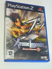 ☆☆☆ XTREME LEGENDS DYNASTY WARRIORS 5  - PS2    ☆☆☆