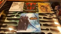 World of Warcraft - Lone Ranger - Serenity - Safe Area Gorazde Lot of 4 Graphic