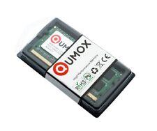 QUMOX 8GB 1333MHz  DDR3 PC3-10600 / PC-10600 (204 PIN) SO-DIMM MEMORY