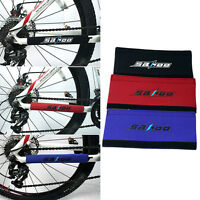 Sahoo Bicycle Bike Chain Stay Frame Rear Fork Care Protector Guard Cover Pad New