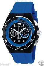 Technomarine TM-115162 Sport/Cruise Men's Blue Silicone 45mm Chronograph