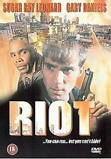 Riot [1996] [DVD], Acceptable DVD, Unknown Artist, FAST Delivery
