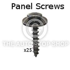 Vis Panneau matériau doux fil Opel gamme gt / insignia / MERIVA etc 11157op 25pk