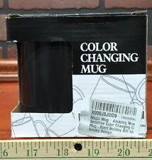 Color Changing Mug Flames Fire Smoke Design By Magic Mug Stock 303