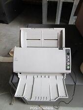 6430 SCANS - FUJITSU FI-6110 Scanner 20ppm 40ipm A4 COLOR DUPLEX USB 8/24 Bit