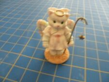 """A Purr-Fect Angel From Above"" Angel Kitty W/Star Reg 6C20/488"