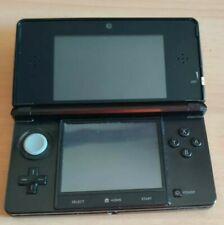 Nintendo 3DS Cosmos Black - Con cargador y estuche