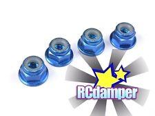 GPM ALUMINUM 8/32 LOCK NUT 4PCS B FOR TEAM ASSOCIATED 1/10 NTC3 TC3 TC4 TC6