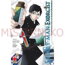 Manga Blue Exorcist - Salary-Man Exorcist - La Malinconia di Yukio Okumura n° 01