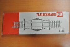 voie de déchargement pour wagons fonctionnels  FLEISCHMANN