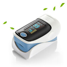 Fingertip Pulse Oximeter LED Oxymeter Heart Rate SpO2 Blood oxygen meter monitor