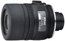 Nikon Field Scope Zoom Eyepiece FEP-20-60 Black Camera Accessories F/S Japan