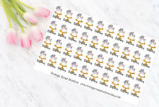 Birthday Functional Planner Stickers, for All Types of Planners, Erin Condren