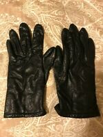 Fownes Geniuine Leather Women's Gloves Size 7 1/2