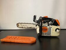 """Stihl MS200T Professional Top Handle Arborists Chainsaw with 12"""" Bar and Chain"""