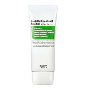 [PURITO] Centella Green Level Safe Sun (SPF50+ / PA++++) - 60ml Korea Cosmetic