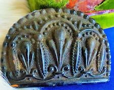 / finding for crafts tr Antique interesting black cellucoid part