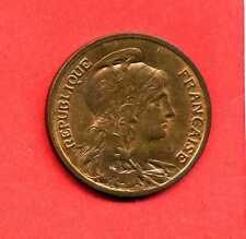 (BR.188) 10 CENTIMES DANIEL DUPUIS 1898 (SPL+)