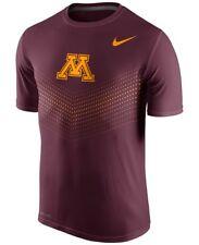 8d8340ced Nike Minnesota Golden Gophers Mens Legend Sideline Logo Dots Dri-FIT T-Shirt  NEW