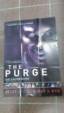 The Purge - Die Säuberung Poster Plakat Größe A1