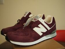 316a27008bb Brand New NEW BALANCE M576PRW OG Burgundy Suede UK9.5 US10 DS 574 576 577