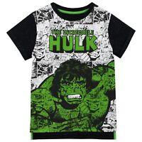 Incredible Hulk T-Shirt l Boys Marvel Avengers Hulk Tee l Kids Avengers Hulk Top