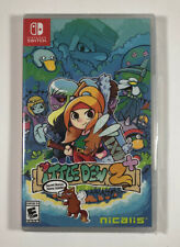 Ittle Dew 2 Launch Edition (Nintendo Switch, 2017) - Shipped in a box