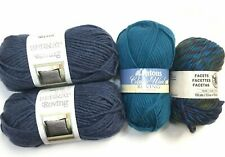 Paton/'s Classic Wool Worsted in Aquarium #77201 New /& Smoke Free Home