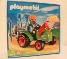 Playmobil Multifunktionstraktor 4143 Neu & OVP Bauernhof Traktor Bauer