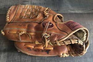 "Rawlings Baseball Glove PG26 Dave Winfield 11.5"" Left Hand Thrower LHT"
