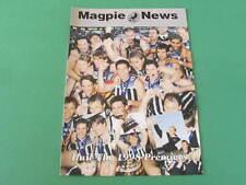 1998 Premiers Magpie News Port Adelaide Football Club Theo Benton Smith Hodges