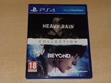 The Heavy Rain & Beyond Two Souls Colección PS4 Playstation 4