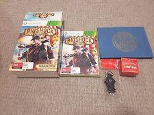Bioshock Infinite Premium Collector's Edition Complete Xbox 360