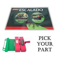 PARTS for Waddington's Escalado Classic Horse Racing Game inc Jockeys Cards Post
