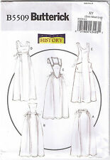 Butterick Patterns B5509 All Sizes Aprons Pack of 1 White