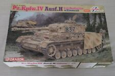 1:35 Dragon PzKpfw IV Ausf H Late Production w/ Zimmerit