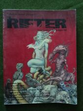 Rifts The Rifter Number Four #4 Palladium Books USED trade paperback