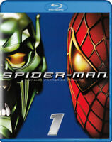 Spider-Man 1 (Blu-ray) (Bilingual) (Canadian R New Blu