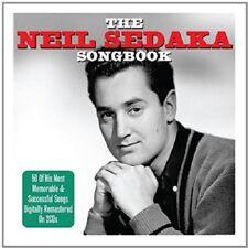 The Neil Sedaka Songbook 2-CD NEW SEALED Happy Birthday Sweet Sixteen/Oh! Carol+