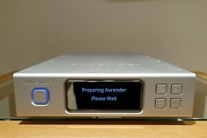 Aurender N100H with 1tb SSD storage upgrade (pre-owned)