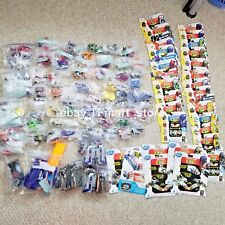 Transformers Bot Shots Huge Lot Launcher Dragon Track Super Set Collection